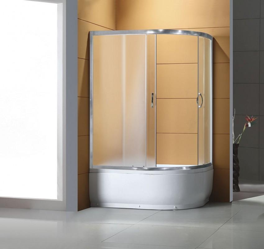 как выбрать душевую кабину в маленькую ванную