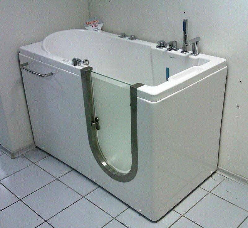 дверка акриловая ванна